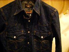 RRL Denim Shirt