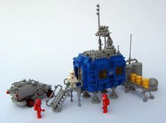 Moon Base One by Peter Reid on Flickr