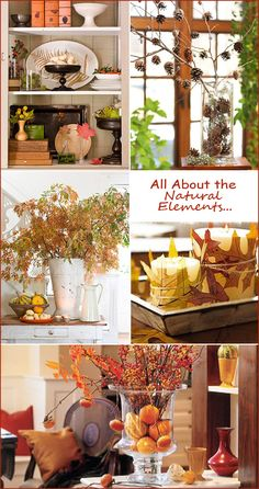 Decor inspiration for Fall