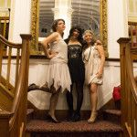 Guests at the Great Gatsby Party on the SS Sicamous, Penticton