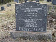 Oupagrootjie Steynberg