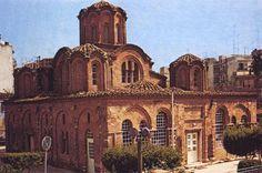 Holy Apostels, Thessaloniki.1310 - 1314