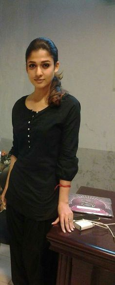 Dream Girls Photos: Lady in Black - Vintage collection of Actress in Black Outfit. Indian Attire, Indian Wear, Indian Dresses, Indian Outfits, Churidar Designs, Bollywood Actress Hot Photos, Cute Celebrities, Queen, Actors