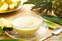 Receita de Pudim de abacaxi em receitas de pudins, veja essa e outras receitas aqui!