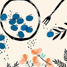 Susan Driscoll | blueberries