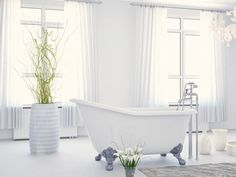 Country House Classic Bathroom