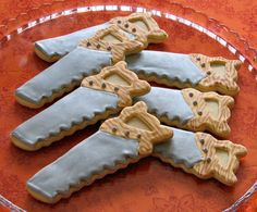 Have you ordered your cookies for dad yet? -- Dad's Day Tool Cookie Gift Box @ Whipped Bakeshop