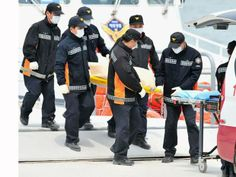 South Korea ferry disaster: Death poll passes 100 as evidence shows ship did not turn sharply - THE INDEPENDENT #SouthKorea, #FerryDisaster
