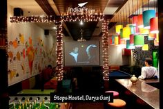 8 Quirky Backpacker Hostels In Delhi NCR For booking visit ; http://www.indiafly.com/