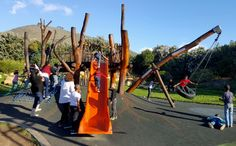 Green Point Park in Cape Town, is one of South Africa's top legacy projects from the Fifa World Cup List Of Days, Legacy Projects, Virgin Atlantic, Urban Park, Fifa World Cup, Cape Town, Day Trips, South Africa, Parks
