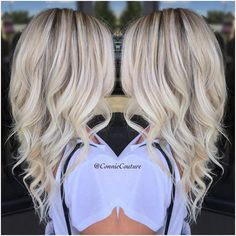 The obsession is real ❤️ #blondehair #balayage #behindthechair #modernsalon #licensedtocreate