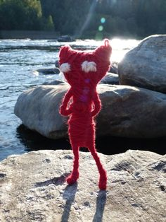 Make your own Yarny from the game Unravel