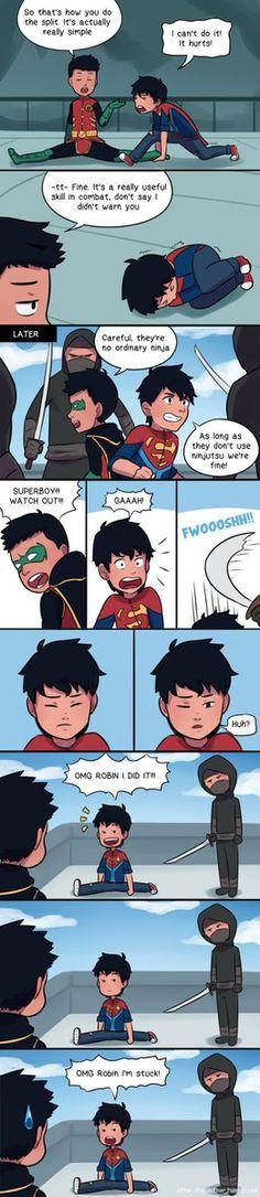 Unfortunate Jonno by OtterTheAuthor on DeviantArt Batman And Superman, Marvel Dc Comics, Marvel Avengers, Batman Stuff, Batman Meme, Batman Arkham, Batman Art, Batman Robin, Dc Memes