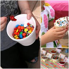 The TomKat Studio: Kaylee's Ice Cream Shoppe 4th Birthday Party!