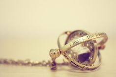 Hermione's Time Turner Necklace from Harry Potter