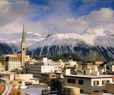 St. Moritz, Suiza