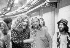 Led Zeppelin & Peter Grant