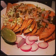 Tacos tuxpenos