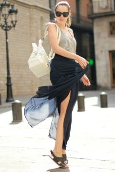 Style Scrapbook, H&m Bags, Simple Outfits, Marni, Alexander Wang, Style Me, Ballet Skirt, Tank Tops, Bikinis