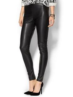 Piperlime Collection Faux Leather Legging | Piperlime @eweeca you need these!
