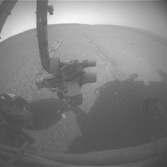 On the 3,309th Martian day, or sol, of its mission on Mars (May 15, 2013) NASAs Mars Exploration Rover Opportunity drove 263 feet (80 meters) southward along the western rim of Endeavour Crater. That drive put the total distance driven by Opportunity since the rovers January 2004 landing on Mars at 22.220 miles (35.760 kilometers).