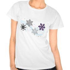 Asexual Snow Flakes T-shirts  #Asexual #Snowflakes #Christmas #Xmas  #Asexy #Shirt