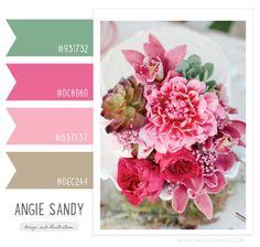 palette - Angie Sandy Art Licensing & Design