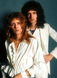 Roger Taylor & Brian May
