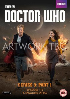 Doctor Who Series 9 Part 1 DVD Pre-Order