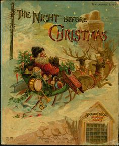 Vintage Night Before Christmas
