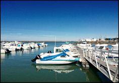Puerto deportivo Puente de Hierro