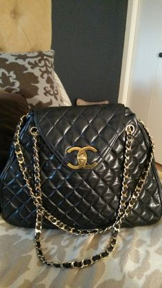 Very Rare Vintage Chanel Handbag