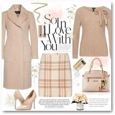 Soft neutrals by sundango on Polyvore