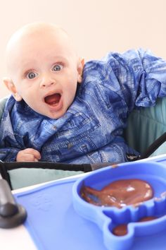 Grippo 2-in-1 Silicone Placemat and Plate in Blue T Baby, Baby Safe, Happy Baby, Messy Play, Baby Led Weaning, Baby Online, Free Baby Stuff, Having A Baby, Baby Essentials