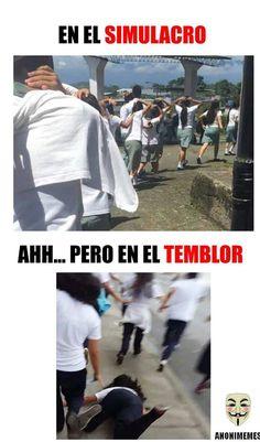 Memes del temblor, memes imagenes graciosas