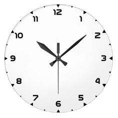 Clock Template Create Your Own Wall ClockFace  Clock Create