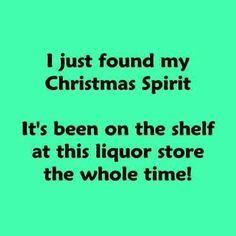 Liquor store gift