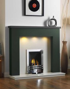 Wood fire surround, a traditional mantel piece that can be supplied as a made to measure fire surround or fire surrounds for open fires or fire surround for stoves Room Makeover, Dining Room Makeover, Fireplace Suites, House, Fire Surround, Wood, Home Decor, Fireplace, Wood Fireplace Surrounds