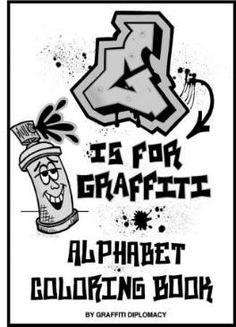 print out your hip hop alphabet graffiti charts numbers