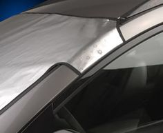 Intro-Tech KI-41-S Silver All Custom Fit Windshield Snow Shade for Select Kia Sportage Models