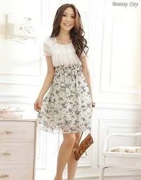 Resultado de imagen para vestidos coreanos