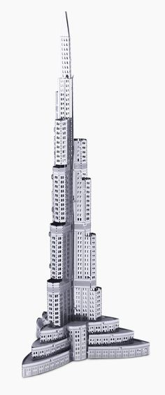 Image result for burj khalifa 2d drawing burj cake for Burj khalifa sketch