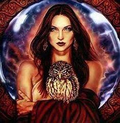 Hekaté, Goddess of Sorcery