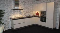 Keukenloods.nl - Hoekkeuken met 6 Siemens apparaten