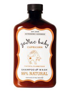 Zodiac Baby - Capricorn Shampoo