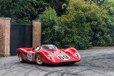 1969 Ferrari 312 P Berlinetta Sports Car Racing, Sport Cars, Race Cars, Auto Racing, Ferrari Racing, Ferrari Car, Vintage Sports Cars, Vintage Race Car, Vintage Auto