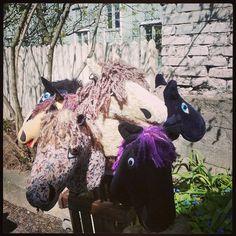 #keppihevosia #PuuVallilan #sisäpihan #kirpputori #toyhorses