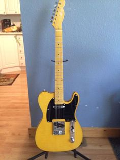 Custom Telecaster Electric Guitar