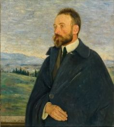 Bernard Berenson, 1907 (Sir William Rothenstein) (1872-1945)  Villa I Tatti, The Harvard Center for Italian Renaissance Studies, Florence