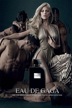 Lady Gaga is headed back into the fragrance fray with licensee Coty and Gaga's Haus Laboratories. [Courtesy Photo]
